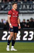 14 December 2019; Mike Haley of Munster during the Heineken Champions Cup Pool 4 Round 4 match between Saracens and Munster at Allianz Park in Barnet, England. Photo by Seb Daly/Sportsfile