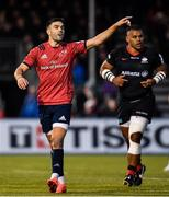 14 December 2019; Conor Murray of Munster during the Heineken Champions Cup Pool 4 Round 4 match between Saracens and Munster at Allianz Park in Barnet, England. Photo by Seb Daly/Sportsfile