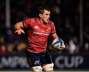 14 December 2019; CJ Stander of Munster during the Heineken Champions Cup Pool 4 Round 4 match between Saracens and Munster at Allianz Park in Barnet, England. Photo by Seb Daly/Sportsfile