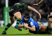 14 December 2019; Scott Fardy of Leinster during the Heineken Champions Cup Pool 1 Round 4 match between Leinster and Northampton Saints at the Aviva Stadium in Dublin. Photo by Ramsey Cardy/Sportsfile