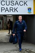 15 December 2019; Westmeath manager Shane O'Brien ahead of the 2020 Walsh Cup Round 2 match between Westmeath and Dublin at TEG Cusack Park in Mullingar, Westmeath. Photo by Sam Barnes/Sportsfile