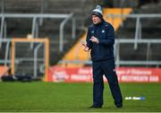 15 December 2019; Dublin manager Mattie Kenny ahead of the 2020 Walsh Cup Round 2 match between Westmeath and Dublin at TEG Cusack Park in Mullingar, Westmeath. Photo by Sam Barnes/Sportsfile