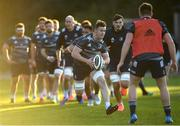 16 December 2019; Ronan Watters during Leinster Rugby squad training at UCD, Dublin. Photo by Ramsey Cardy/Sportsfile