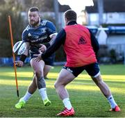 16 December 2019; Andrew Porter during Leinster Rugby squad training at UCD, Dublin. Photo by Ramsey Cardy/Sportsfile