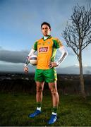 19 December 2019; Corofin and Galway Footballer Michael Farragher stands for a portrait ahead of the AIB GAA All-Ireland Senior Football Club Championship Semi-Final where they face Nemo Rangers of Cork on Saturday January 4th at Cusack Park, Ennis.  AIB is in its 29th year sponsoring the GAA Club Championship and is delighted to continue to support the Junior, Intermediate and Senior Championships across football, hurling and camogie. For exclusive content and behind the scenes action throughout the AIB GAA & Camogie Club Championships follow AIB GAA on Facebook, Twitter, Instagram and Snapchat. Photo by Eóin Noonan/Sportsfile