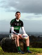 19 December 2019; Nemo Rangers and Cork Footballer Luke Connolly stands for a portrait ahead of the AIB GAA All-Ireland Senior Football Club Championship Semi-Final where they face Corofin of Galway on Saturday January 4th at Cusack Park, Ennis. AIB is in its 29th year sponsoring the GAA Club Championship and is delighted to continue to support the Junior, Intermediate and Senior Championships across football, hurling and camogie. For exclusive content and behind the scenes action throughout the AIB GAA & Camogie Club Championships follow AIB GAA on Facebook, Twitter, Instagram and Snapchat. Photo by Eóin Noonan/Sportsfile