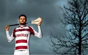 19 December 2019; Slaughtneil Hurler Chrissy McKaigue stands for a portrait ahead of the AIB GAA All-Ireland Senior Hurling Club Championship Semi-Final where they face Ballyhale Shamrocks of Kilkenny on Sunday January 5th at Páirc Esler, Newry. AIB is in its 29th year sponsoring the GAA Club Championship and is delighted to continue to support the Junior, Intermediate and Senior Championships across football, hurling and camogie. For exclusive content and behind the scenes action throughout the AIB GAA & Camogie Club Championships follow AIB GAA on Facebook, Twitter, Instagram and Snapchat. Photo by Eóin Noonan/Sportsfile