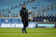 19 December 2019; Backs coach Felipe Contepomi during a Leinster Rugby Captains Run at the RDS Arena in Dublin. Photo by Harry Murphy/Sportsfile