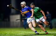 20 December 2019; Paul Flynn of Tipperary in action against Darragh O'Donovan of Limerick during the Co-op Superstores Munster Hurling League 2020 Group A match between Limerick and Tipperary at LIT Gaelic Grounds in Limerick. Photo by Piaras Ó Mídheach/Sportsfile