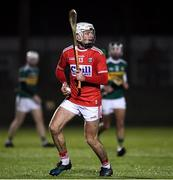 20 December 2019; Luke Meade of Cork during the Co-op Superstores Munster Hurling League 2020 Group B match between Cork and Kerry at Mallow GAA Grounds in Mallow, Cork. Photo by Matt Browne/Sportsfile