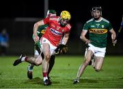 20 December 2019; Sean Twomey of Cork in action against Kerry during the Co-op Superstores Munster Hurling League 2020 Group B match between Cork and Kerry at Mallow GAA Grounds in Mallow, Cork. Photo by Matt Browne/Sportsfile