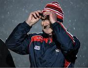 20 December 2019; Cork manager Kieran Kingston during the Co-op Superstores Munster Hurling League 2020 Group B match between Cork and Kerry at Mallow GAA Grounds in Mallow, Cork. Photo by Matt Browne/Sportsfile