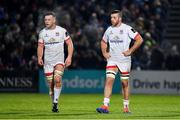 20 December 2019; David O'Connor, left, and Alan O'Connor of Ulster during the Guinness PRO14 Round 8 match between Leinster and Ulster at the RDS Arena in Dublin. Photo by Brendan Moran/Sportsfile