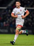 20 December 2019; David O'Connor of Ulster during the Guinness PRO14 Round 8 match between Leinster and Ulster at the RDS Arena in Dublin. Photo by Brendan Moran/Sportsfile
