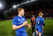 28 December 2019; Ciarán Frawley of Leinster following the Guinness PRO14 Round 9 match between Munster and Leinster at Thomond Park in Limerick. Photo by Ramsey Cardy/Sportsfile