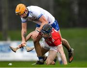 29 December 2019; Conor Lehane of Cork is tackled by Kieran Power of Waterford during the Co-op Superstores Munster Hurling League 2020 Group B match between Waterford and Cork at Fraher Field in Dungarvan, Waterford. Photo by Eóin Noonan/Sportsfile
