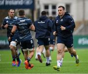 30 December 2019; Bryan Byrne during Leinster Rugby squad training at Energia Park in Donnybrook, Dublin. Photo by Ramsey Cardy/Sportsfile