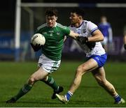 2 January 2020; Darren O'Doherty of Limerick in action against Jason Gleeson of Waterford United during the 2020 McGrath Cup Group A match between Waterford and Limerick at Fraher Field in Dungarvan, Waterford. Photo by Matt Browne/Sportsfile
