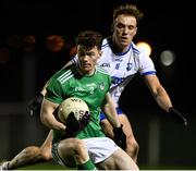 2 January 2020; Darren O'Doherty of Limerick in action against Eoin O'Brien of Waterford United during the 2020 McGrath Cup Group A match between Waterford and Limerick at Fraher Field in Dungarvan, Waterford. Photo by Matt Browne/Sportsfile