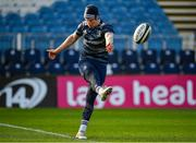 3 January 2020; Ciarán Frawley during a Leinster Rugby captain's run at the RDS Arena in Dublin. Photo by Seb Daly/Sportsfile