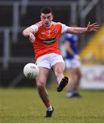 29 December 2019; Conor O'Neill of Armagh during the Bank of Ireland Dr McKenna Cup Round 1 match between Cavan and Armagh at Kingspan Breffni in Cavan. Photo by Ben McShane/Sportsfile