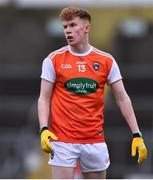 29 December 2019; Conor Turbit of Armagh during the Bank of Ireland Dr McKenna Cup Round 1 match between Cavan and Armagh at Kingspan Breffni in Cavan. Photo by Ben McShane/Sportsfile