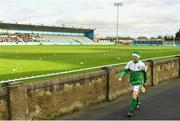 4 January 2020; Tommy Walsh of Tullaroan makes his way back to the dressing room prior to the AIB GAA Hurling All-Ireland Intermediate Club Championship semi-final match between Tullaroan and Naomh Éanna at Parnell Park in Dublin. Photo by Eóin Noonan/Sportsfile