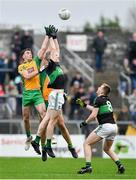 4 January 2020; Ronan Steede of Corofin in action against James McDermott of Nemo Rangers during the AIB GAA Football All-Ireland Senior Club Championship semi-final match between Corofin and Nemo Rangers at Cusack Park in Ennis, Clare. Photo by Brendan Moran/Sportsfile