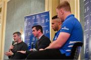 4 January 2020; Former Leinster and Ireland player Gordon D'Arcy during the Leinster Junior Rugby lunch at the Intercontinental Hotel in Ballsbridge, Dublin. This is the third year that the lunch has been held in celebration of Junior Club Rugby in Leinster. Photo by Ramsey Cardy/Sportsfile