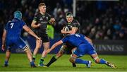 4 January 2020; Robin Copeland of Connacht is tackled by Max Deegan of Leinster during the Guinness PRO14 Round 10 match between Leinster and Connacht at the RDS Arena in Dublin. Photo by Sam Barnes/Sportsfile