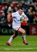3 January 2020; Jack McGrath of Ulster during the Guinness PRO14 Round 10 match between Ulster and Munster at Kingspan Stadium in Belfast. Photo by John Dickson/Sportsfile
