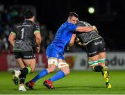 4 January 2020; Robin Copeland of Connacht is tackled by James Ryan of Leinster during the Guinness PRO14 Round 10 match between Leinster and Connacht at the RDS Arena in Dublin. Photo by Seb Daly/Sportsfile