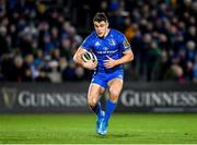 4 January 2020; Garry Ringrose of Leinster during the Guinness PRO14 Round 10 match between Leinster and Connacht at the RDS Arena in Dublin. Photo by Seb Daly/Sportsfile
