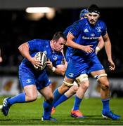 4 January 2020; Bryan Byrne of Leinster during the Guinness PRO14 Round 10 match between Leinster and Connacht at the RDS Arena in Dublin. Photo by Ramsey Cardy/Sportsfile