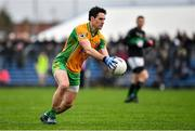 4 January 2020; Michael Farragher of Corofin during the AIB GAA Football All-Ireland Senior Club Championship semi-final match between Corofin and Nemo Rangers at Cusack Park in Ennis, Clare. Photo by Brendan Moran/Sportsfile