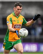 4 January 2020; Jason Leonard of Corofin during the AIB GAA Football All-Ireland Senior Club Championship semi-final match between Corofin and Nemo Rangers at Cusack Park in Ennis, Clare. Photo by Brendan Moran/Sportsfile