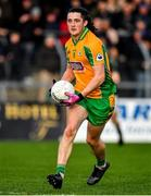 4 January 2020; Kieran Molloy of Corofin during the AIB GAA Football All-Ireland Senior Club Championship semi-final match between Corofin and Nemo Rangers at Cusack Park in Ennis, Clare. Photo by Brendan Moran/Sportsfile