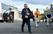 5 January 2020; Carlow manager Colm Bonnar arrives ahead of the 2020 Walsh Cup Round 3 match between Dublin and Carlow at Parnell Park in Dublin. Photo by Sam Barnes/Sportsfile