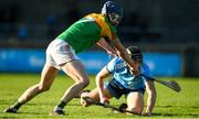 5 January 2020; Donal Burke of Dublin in action against Diarmuid Byrne of Carlow during the 2020 Walsh Cup Round 3 match between Dublin and Carlow at Parnell Park in Dublin. Photo by Sam Barnes/Sportsfile