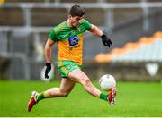 5 January 2020; Daire O'Baoillin of Donegal in action during the Bank of Ireland Dr McKenna Cup Round 2 match between Donegal and Monaghan at Páirc MacCumhaill in Ballybofey, Donegal. Photo by Philip Fitzpatrick/Sportsfile
