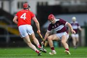 5 January 2020; Jerry Kelly of Borris-Ileigh in action against Cathal Burke of St Thomas' during the AIB GAA Hurling All-Ireland Senior Club Championship semi-final between St Thomas' and Borris-Ileigh at LIT Gaelic Grounds in Limerick. Photo by Piaras Ó Mídheach/Sportsfile
