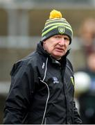 5 January 2020; Donegal manager Declan Bonner during the Bank of Ireland Dr McKenna Cup Round 2 match between Donegal and Monaghan at Páirc MacCumhaill in Ballybofey, Donegal. Photo by Philip Fitzpatrick/Sportsfile