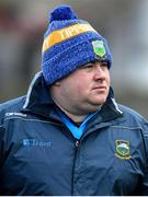 5 January 2020; Tipperary manager David Power during the 2020 McGrath Cup Group B match between Tipperary and Kerry at Clonmel Sportsfield in Clonmel, Tipperary. Photo by Brendan Moran/Sportsfile