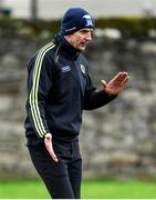 5 January 2020; Stand in Kerry manager John Sugrue prior to the 2020 McGrath Cup Group B match between Tipperary and Kerry at Clonmel Sportsfield in Clonmel, Tipperary. Photo by Brendan Moran/Sportsfile