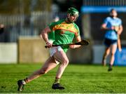 5 January 2020; David English of Carlow during the 2020 Walsh Cup Round 3 match between Dublin and Carlow at Parnell Park in Dublin. Photo by Sam Barnes/Sportsfile