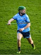 5 January 2020; Cian Derwin of Dublin during the 2020 Walsh Cup Round 3 match between Dublin and Carlow at Parnell Park in Dublin. Photo by Sam Barnes/Sportsfile