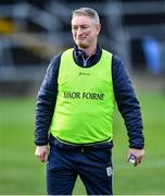 5 January 2020; Borris-Ileigh manager Johnny Kelly before the AIB GAA Hurling All-Ireland Senior Club Championship semi-final between St Thomas' and Borris-Ileigh at LIT Gaelic Grounds in Limerick. Photo by Piaras Ó Mídheach/Sportsfile