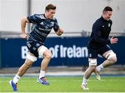 6 January 2020; Josh van der Flier, left, and Ronan Watters during a Leinster Rugby Squad Training at Leinster Rugby Headquarters in Energia Park in Donnybrook, Dublin. Photo by Harry Murphy/Sportsfile