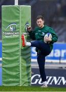 4 January 2020; Kieran Marmion during Connacht Rugby squad training at The Sportsground in Galway. Photo by Sam Barnes/Sportsfile