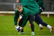 4 January 2020; Angus Lloyd during Connacht Rugby squad training at The Sportsground in Galway. Photo by Sam Barnes/Sportsfile